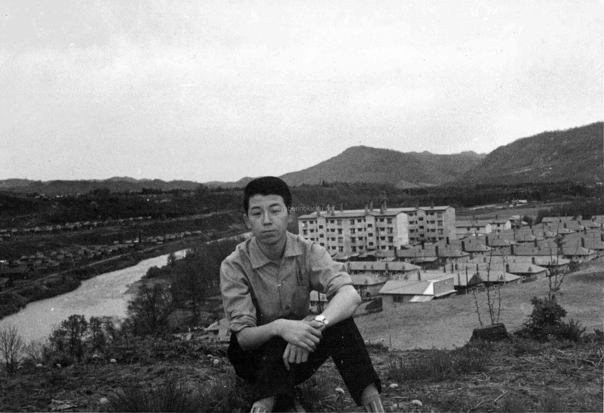 南清水沢と川向(清陵町)